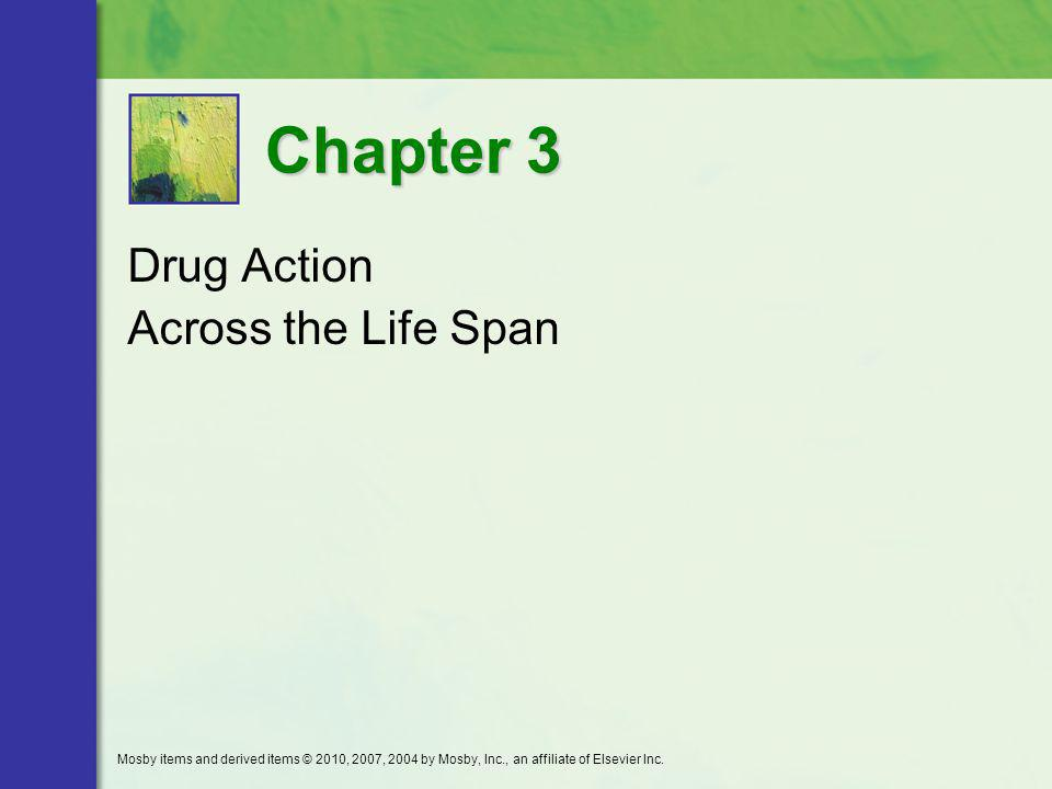 Slide 2 Chapter 3 Lesson 3.1 Mosby items and derived items © 2010, 2007, 2004 by Mosby, Inc., an affiliate of Elsevier Inc.