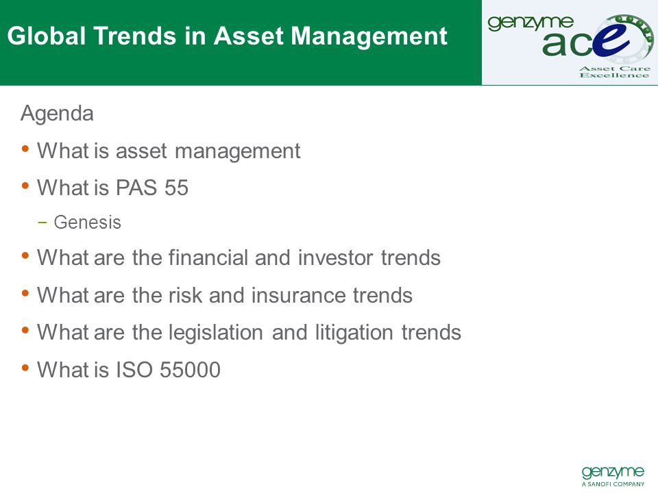 Global Trends in Asset Management – Litigation and Legislation A class action lawsuit was initiated … that would centre on alleged negligence by SP AusNet in its management of electricity infrastructure.