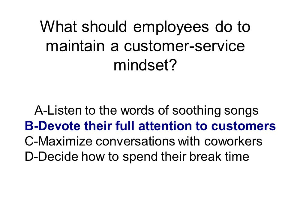 How do service-oriented companies often improve their levels of service.