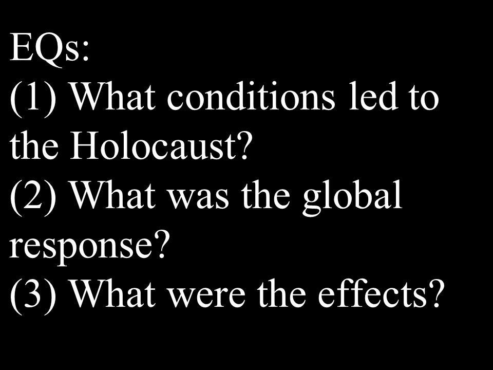 Holocaust – destruction by fire