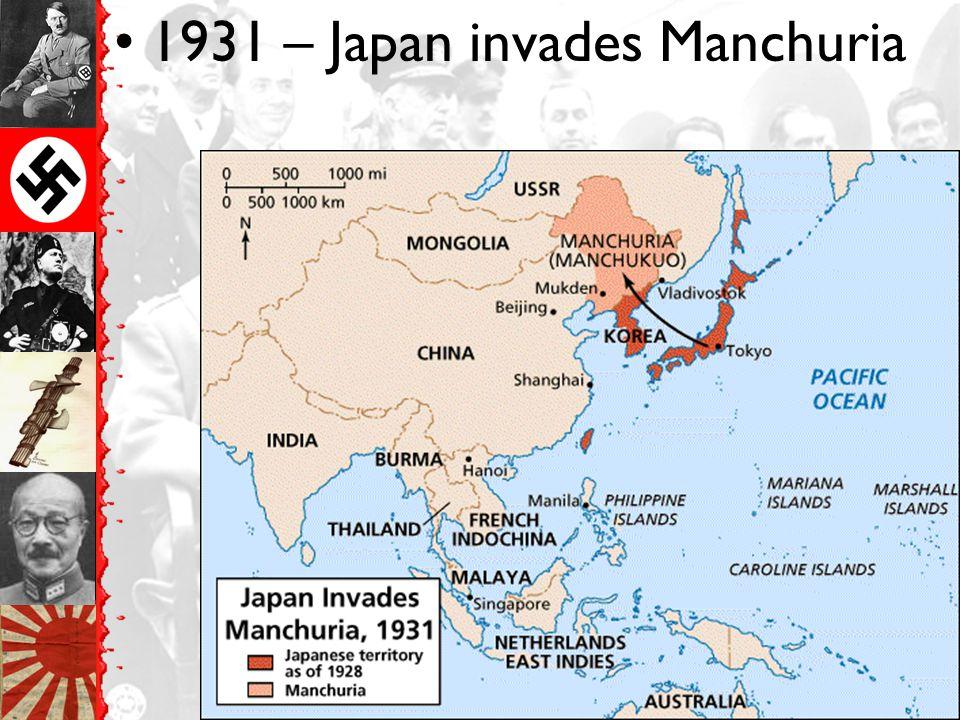 1935 – Mussolini takes over Ethiopia