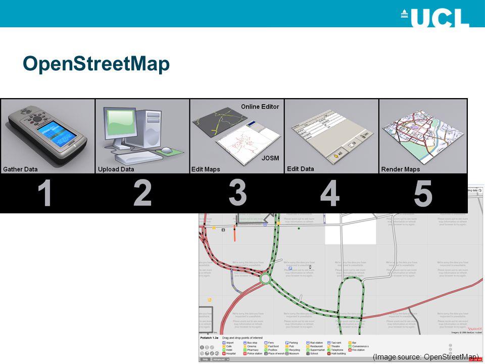 OpenStreetMap (Image source: OpenStreetMap)