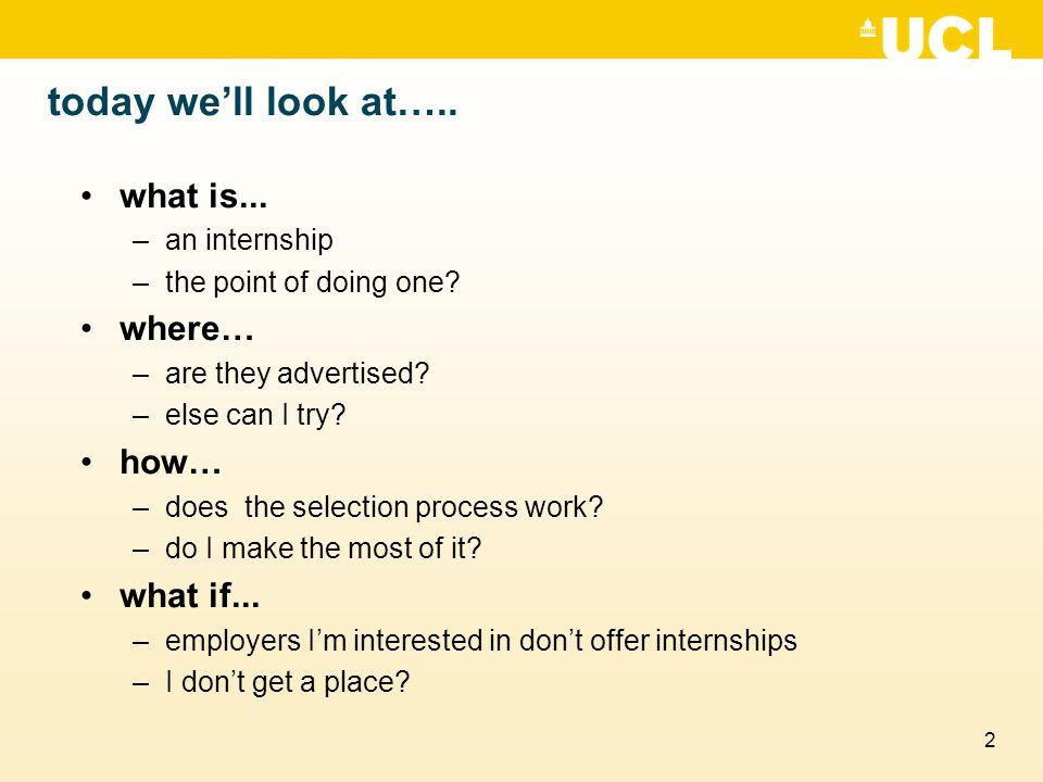 3 what is an internship.