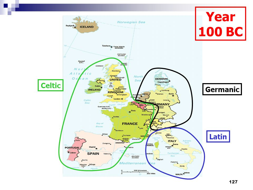 127 Celtic Germanic Latin Year 100 BC