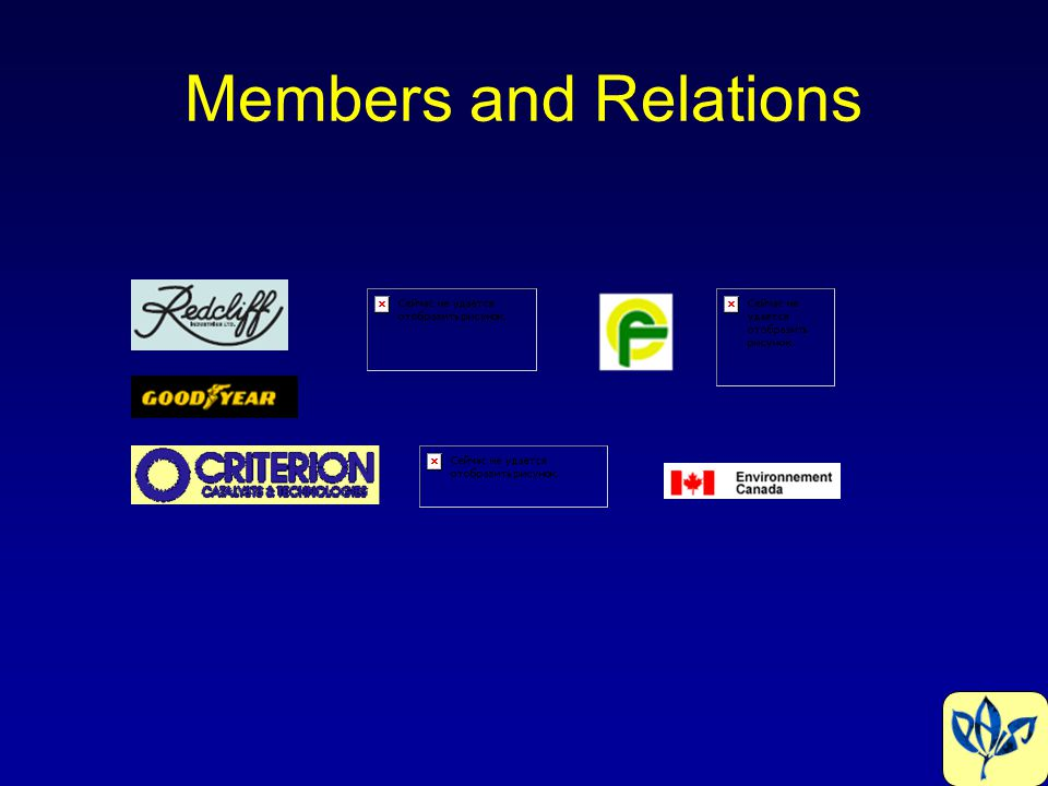 Members and Relations
