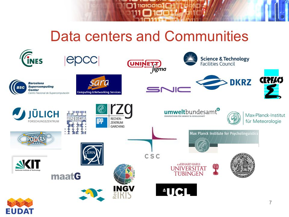 Data centers and Communities 7