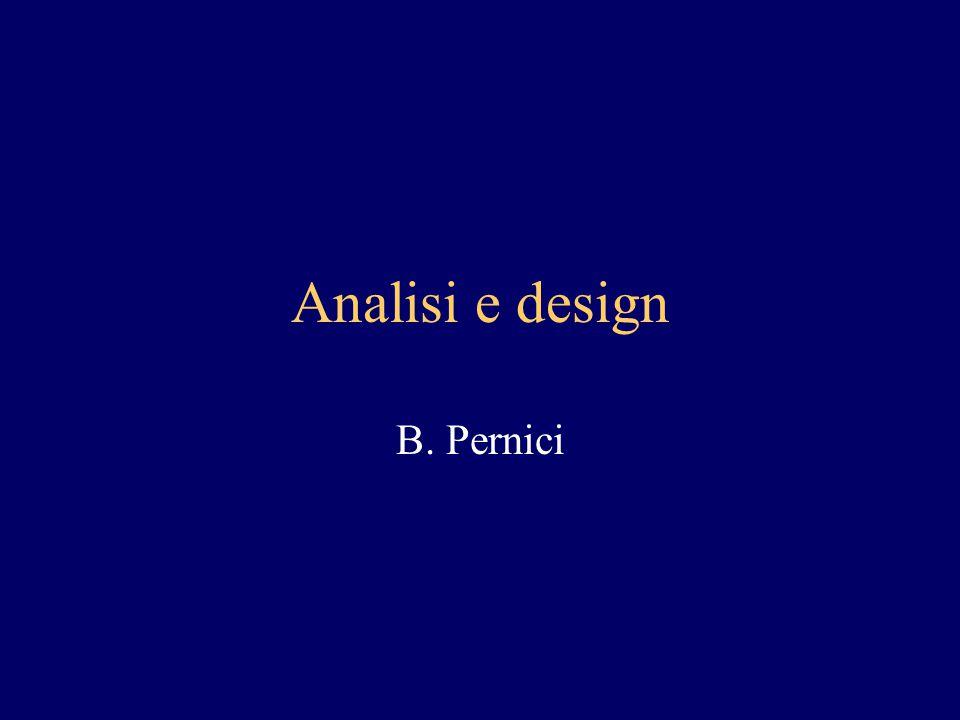 Sommario Modelli (design) –Presentation design –EJB design