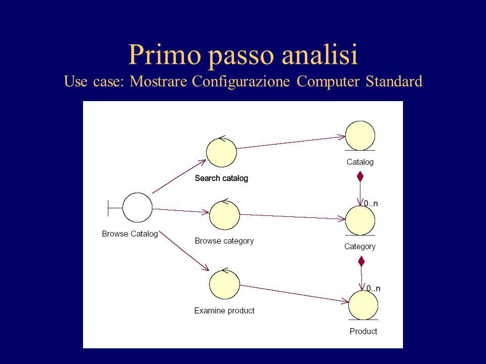 Elaborazione analisi