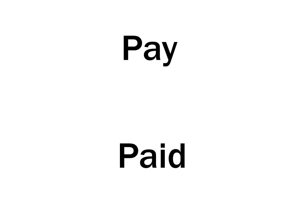 Pay Paid