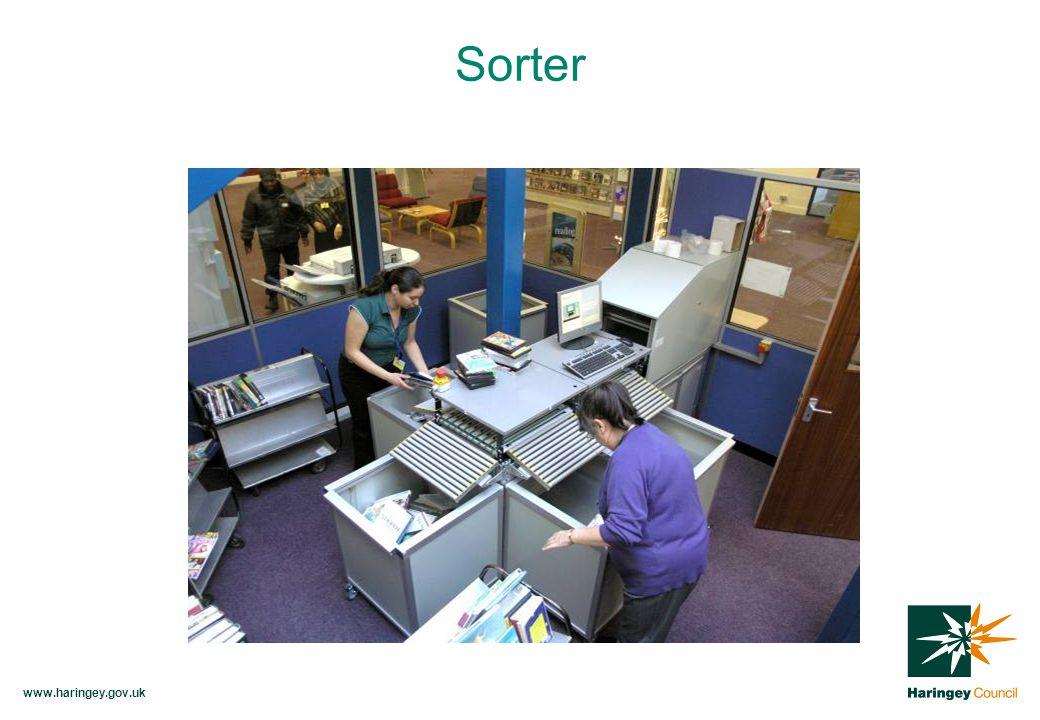 www.haringey.gov.uk Sorter