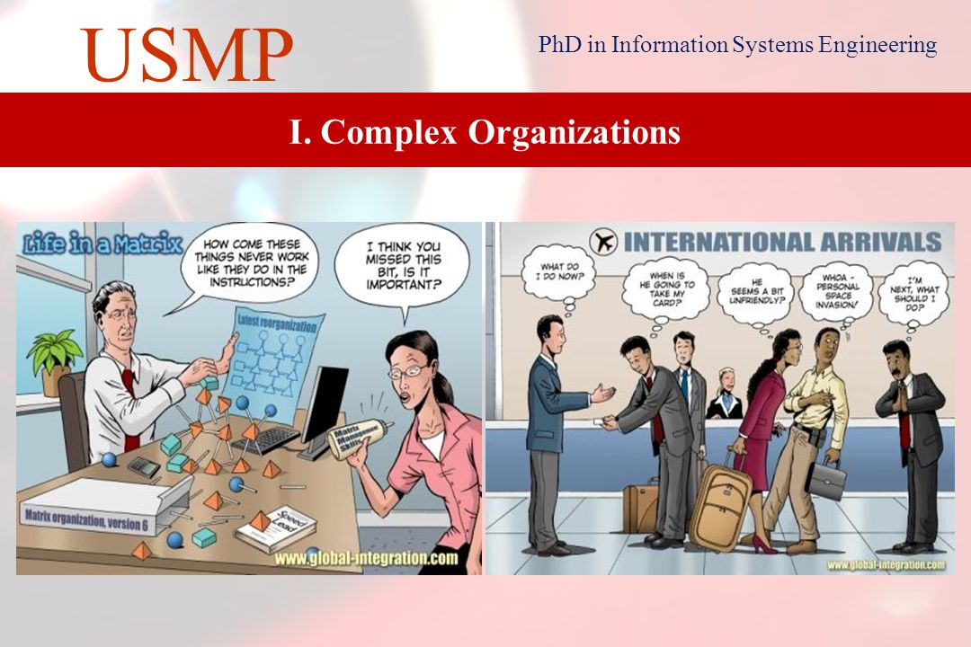 4 USMP PhD in Information Systems Engineering I.