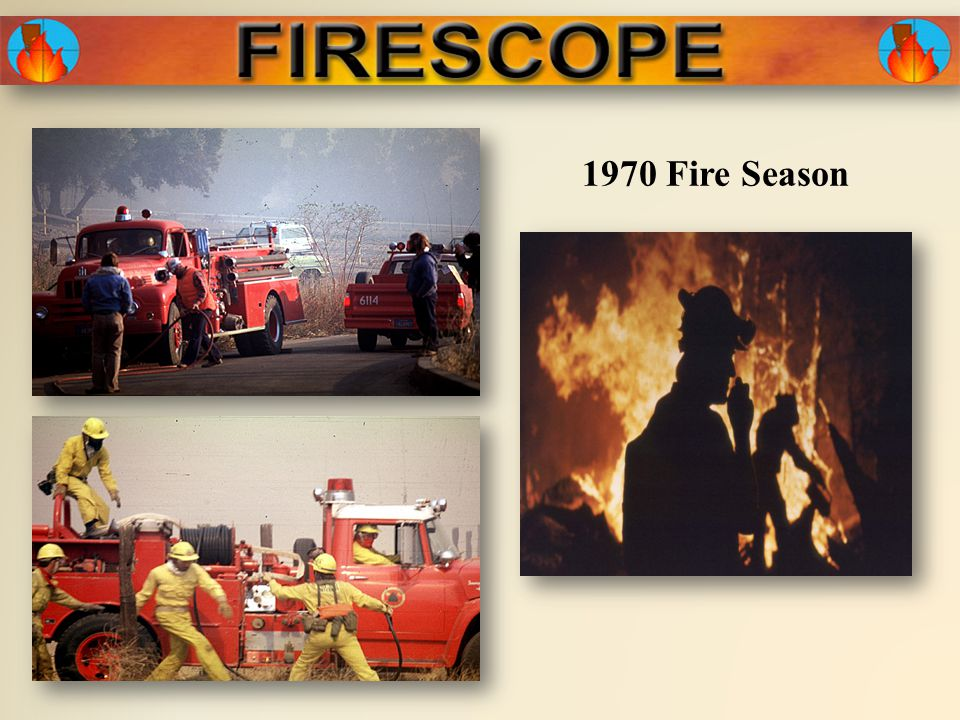 1970 Fire Season