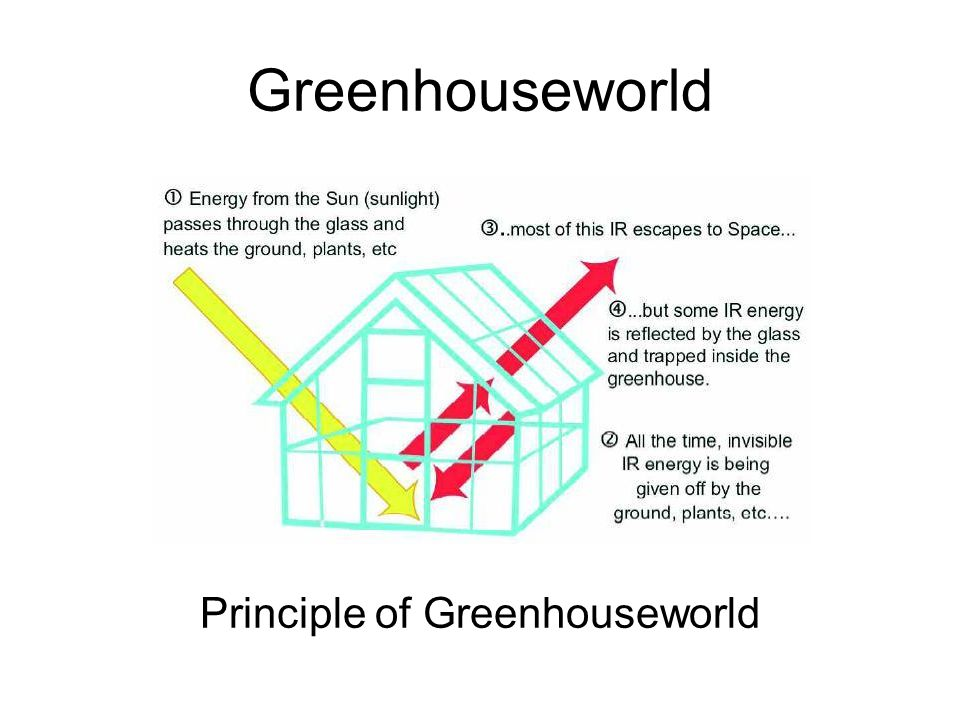 Greenhouseworld Principle of Greenhouseworld