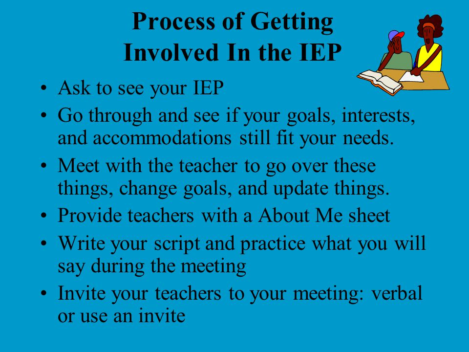 Example Invitation An Invitation Please come to my IEP meeting and share your ideas.