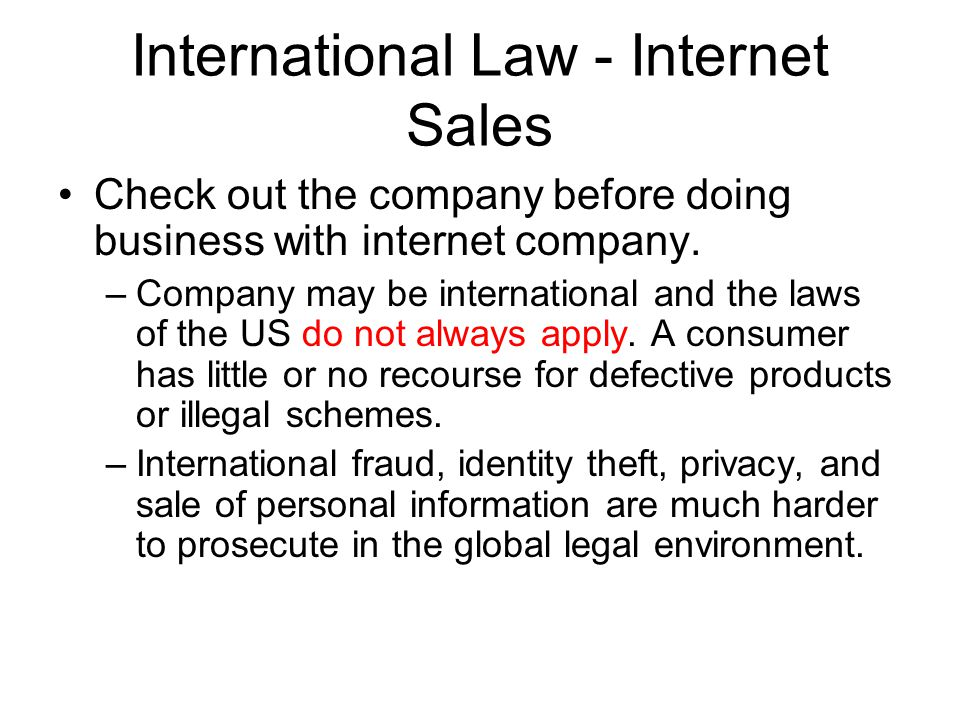 Internet Scams A potential buyer contacts you on a website where you are selling an item. Payment is made by cashier's check but buyer overpays the ag