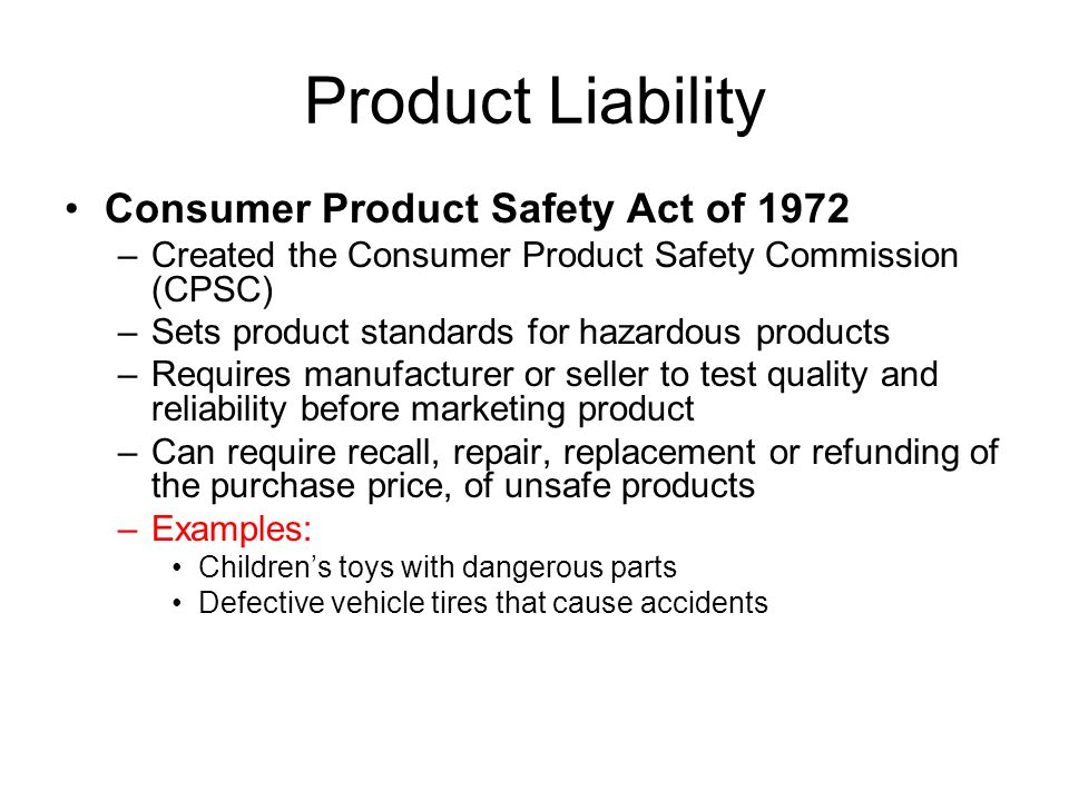 Licensing For the protection of consumers, government agencies require licensing of suppliers of consumer services. –Examples: Health services- doctor