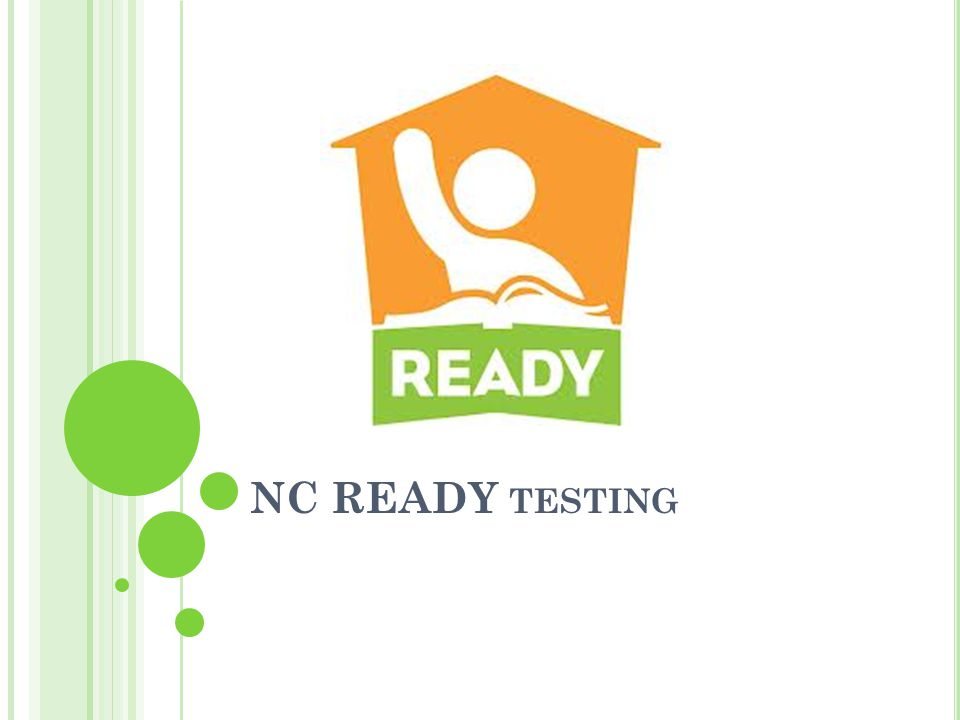 NC READY TESTING