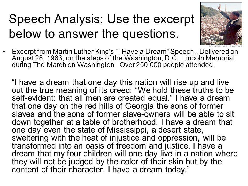 martin luther king i have a dream analysis essay martin luther i have a dream speech analysis essay gxart orgmartin luther king i have a dream