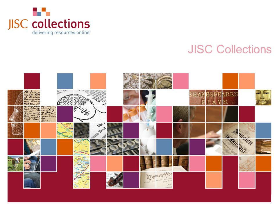 JISC Collections 04 September 2014 | Presentation to PRATT-SILS MA Summer School | Slide 1 JISC Collections