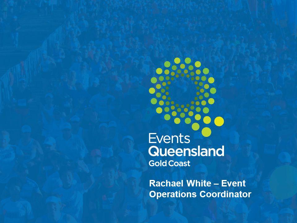 Volunteering North Queensland Rachael White – Event Operations Coordinator