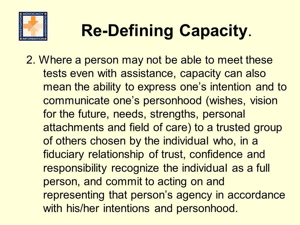 Re-Defining Capacity.2.