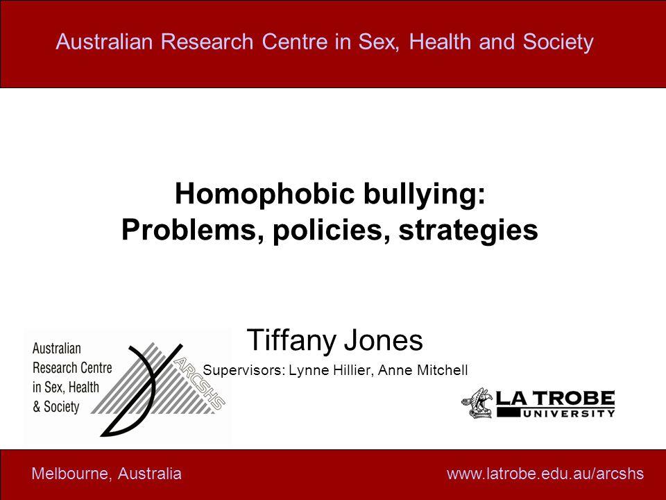 www.latrobe.edu.au/arcshsMelbourne, Australiawww.latrobe.edu.au/arcshsMelbourne, Australia Australian Research Centre in Sex, Health and Society Homop