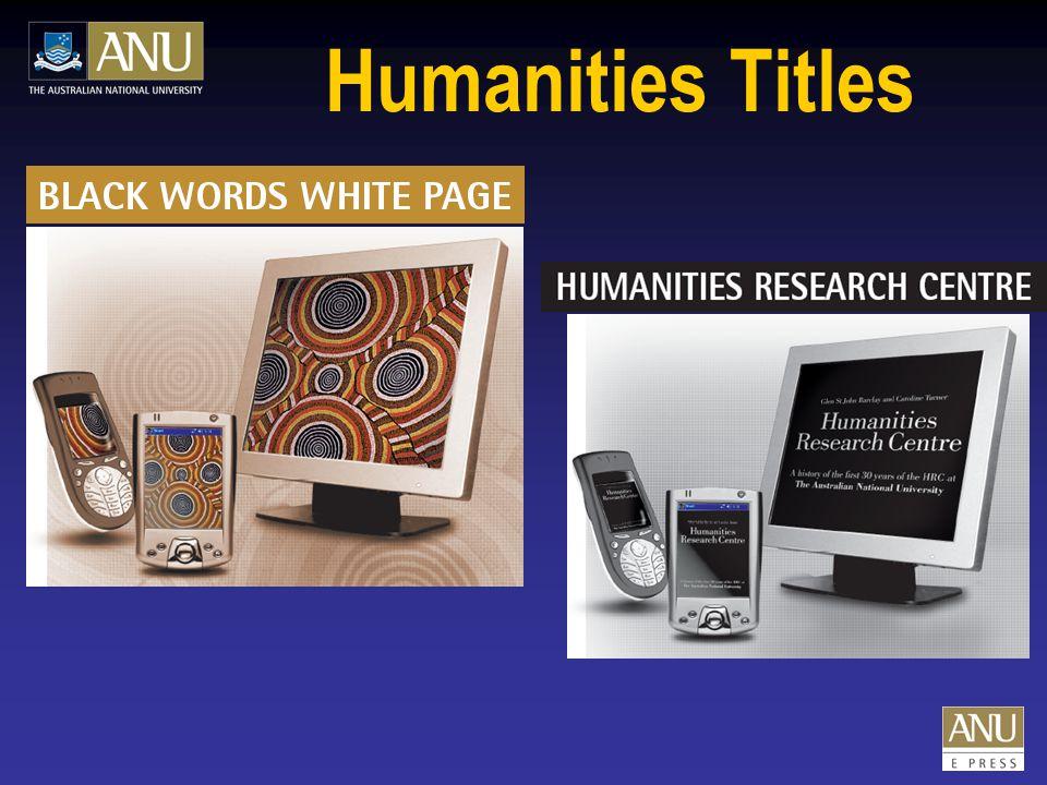 Indigenous Titles