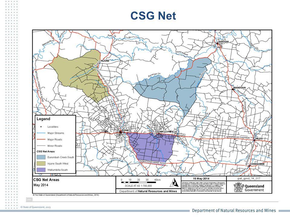 CSG Net