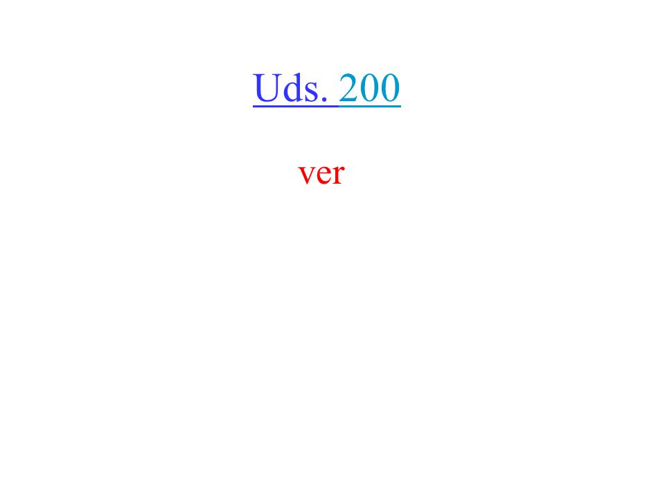 Uds. 200200 ver