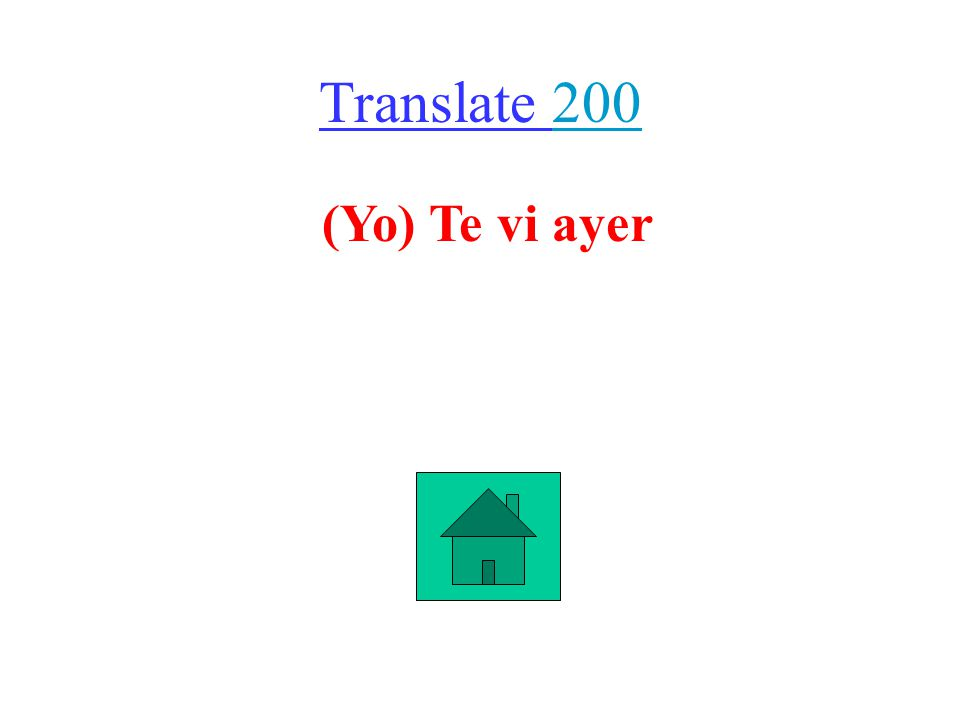 Translate 200200 (Yo) Te vi ayer