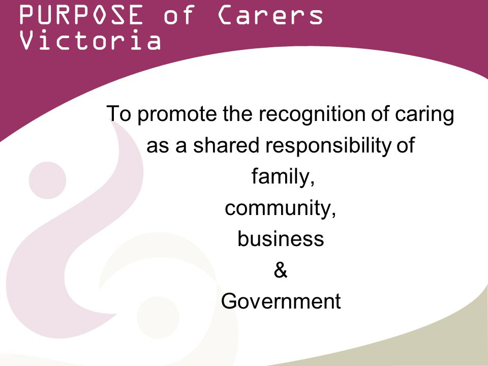 5 Who is a Carer?
