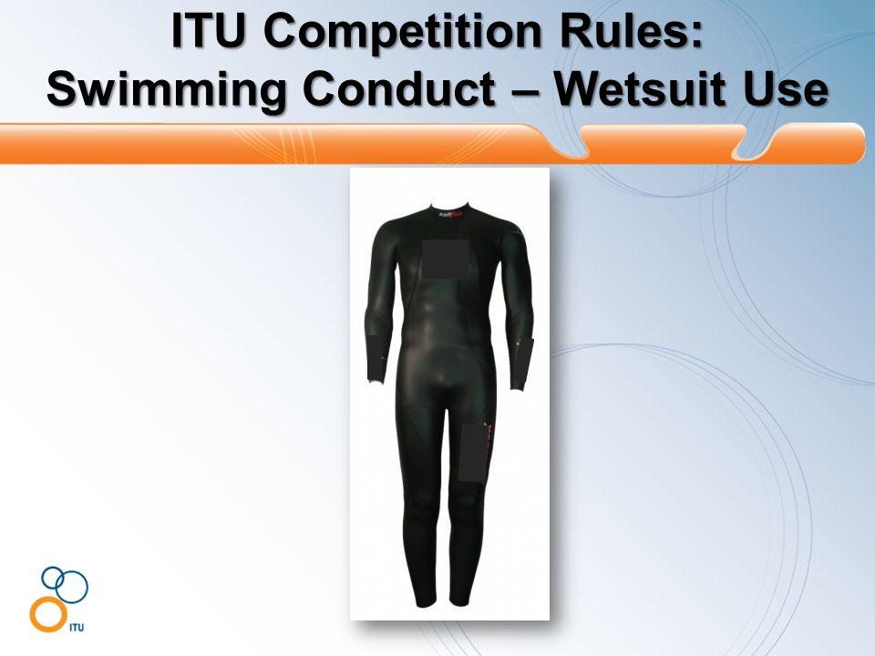 Swim Length Wetsuit Forbidden Above Wetsuit Mandatory Below Maximum Stay in Water 300m20 o C14 o C10 min.