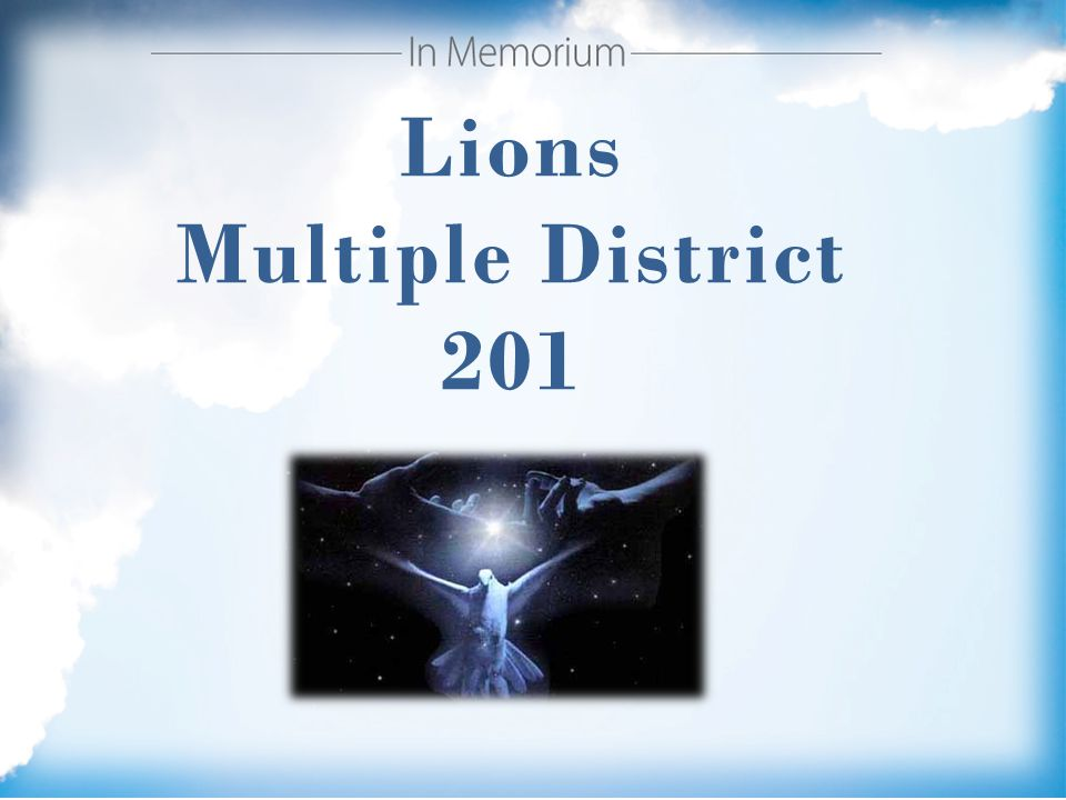 Lions Multiple District 201