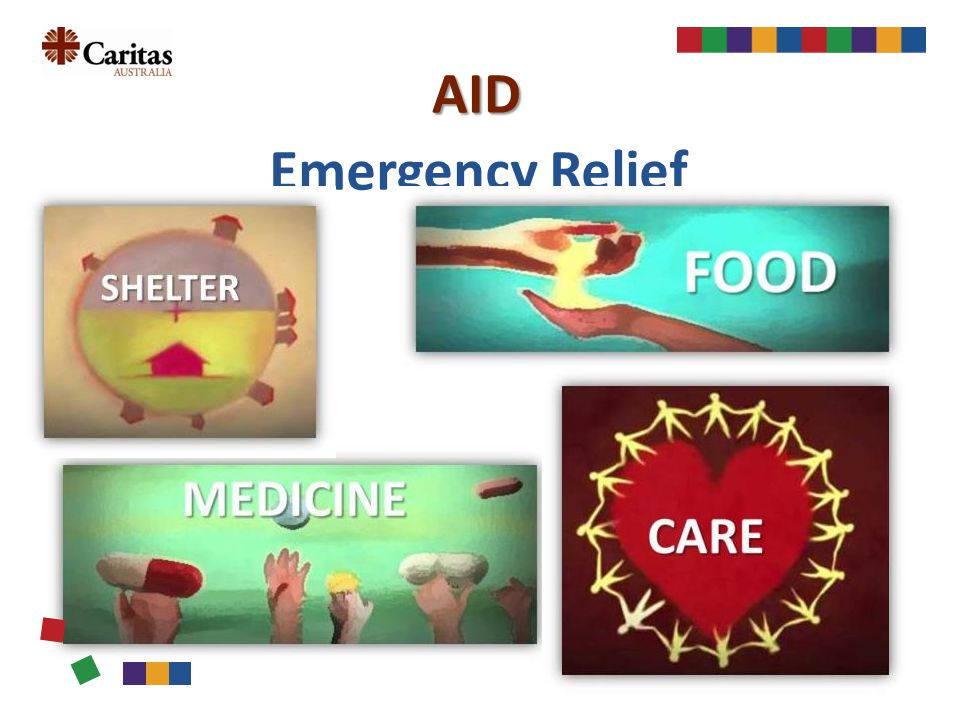 Emergency Relief AID
