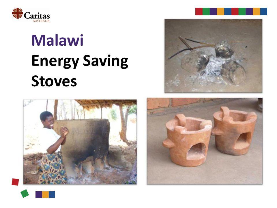 Malawi Energy Saving Stoves