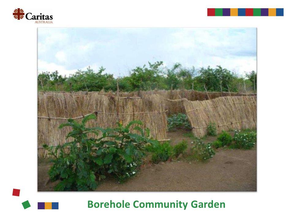 w Borehole Community Garden
