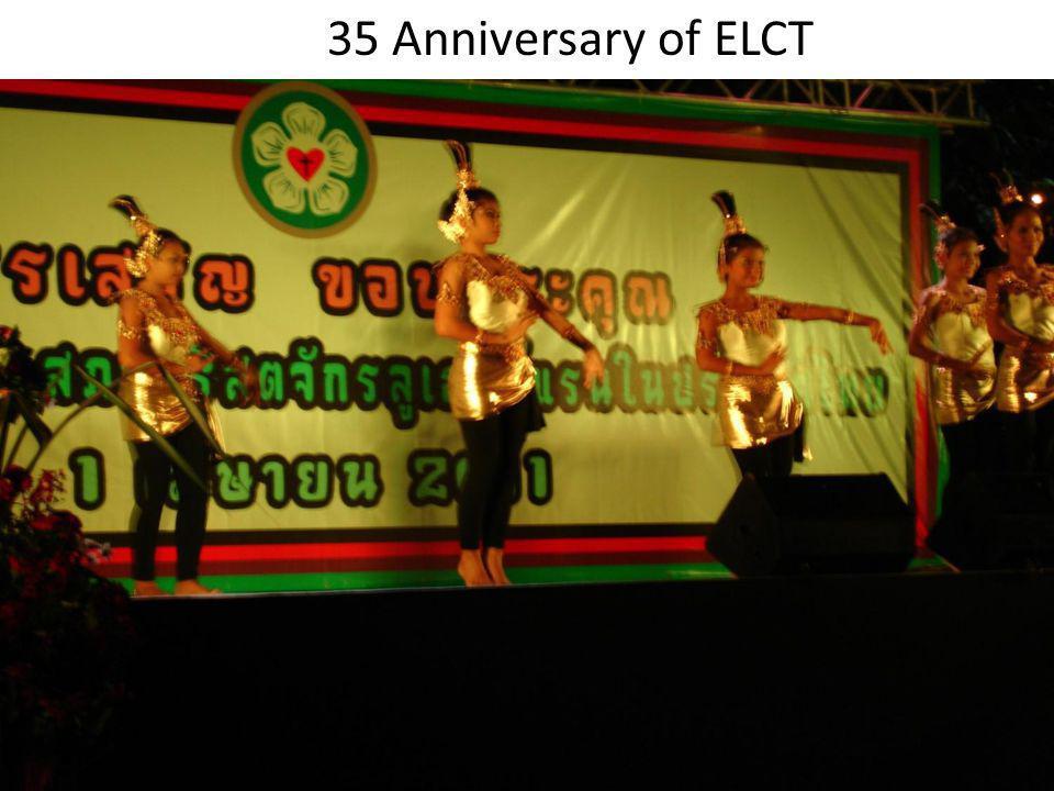 35 Anniversary of ELCT