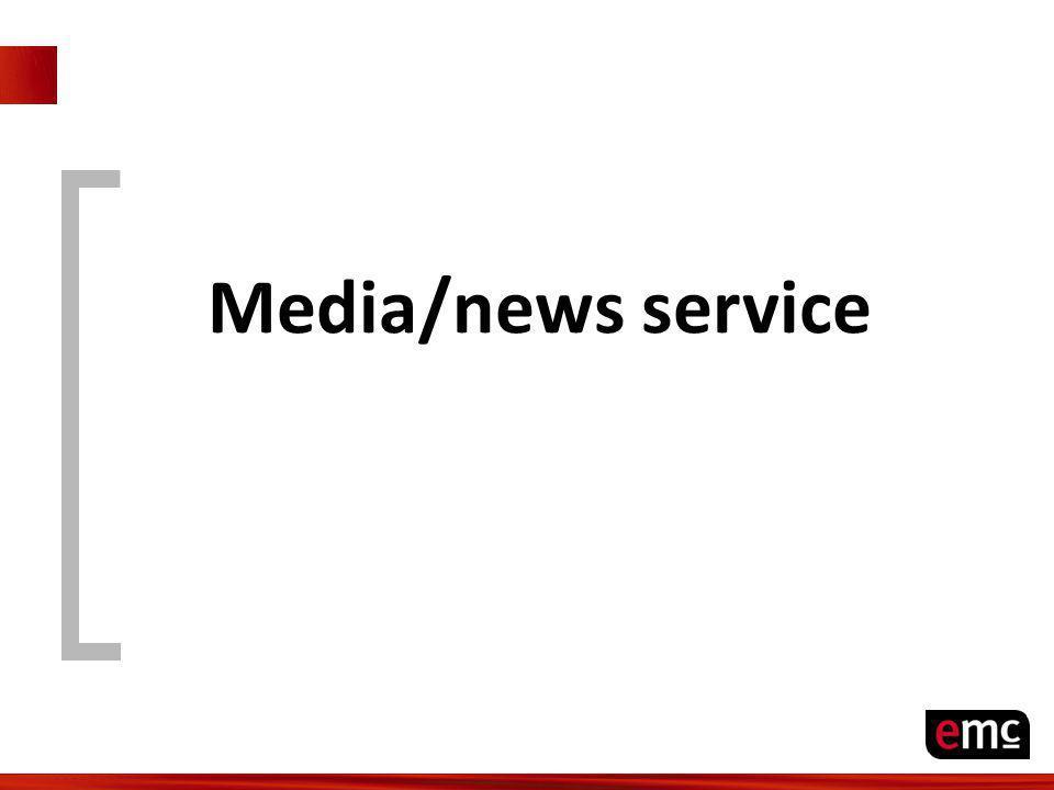 Media/news service