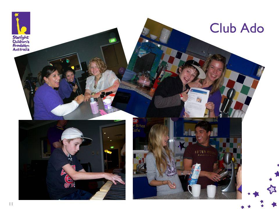 11 Club Ado
