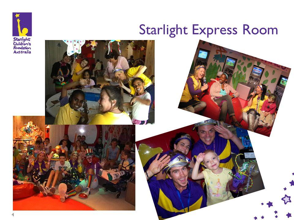 4 Starlight Express Room