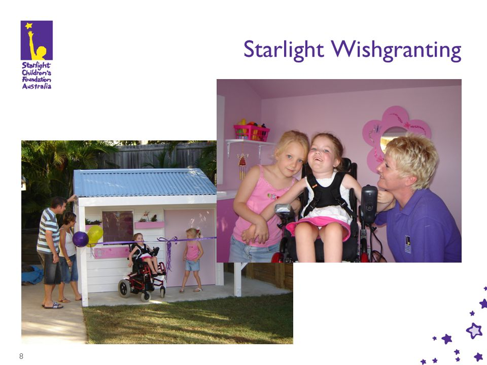 8 Starlight Wishgranting