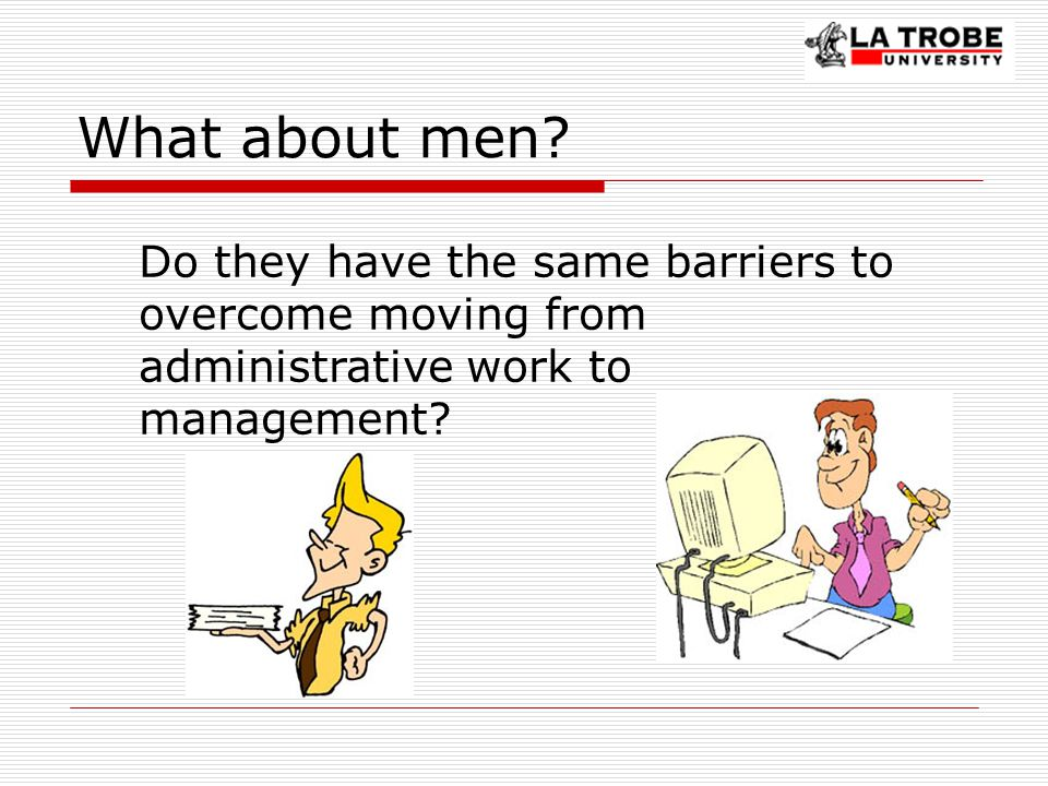What about men.