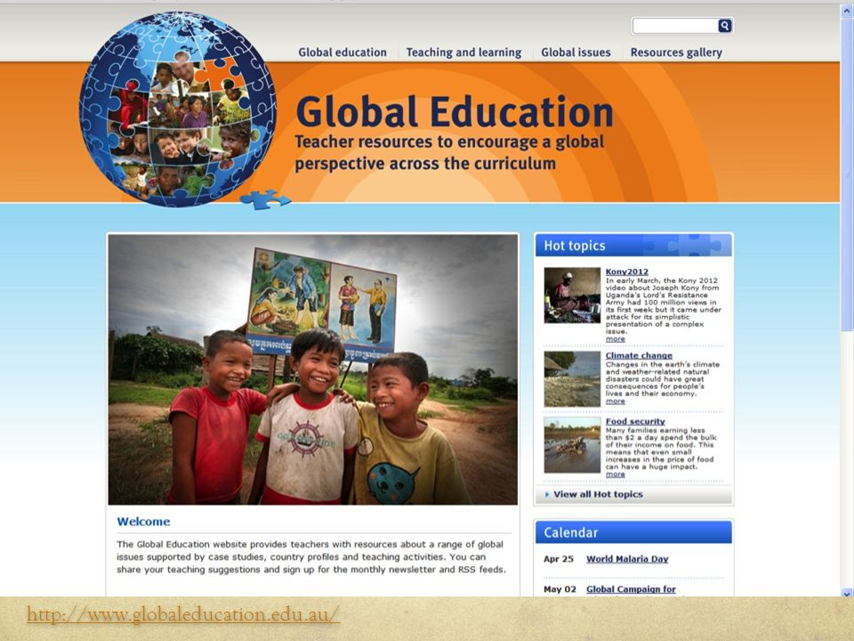 http://www.globaleducation.edu.au/