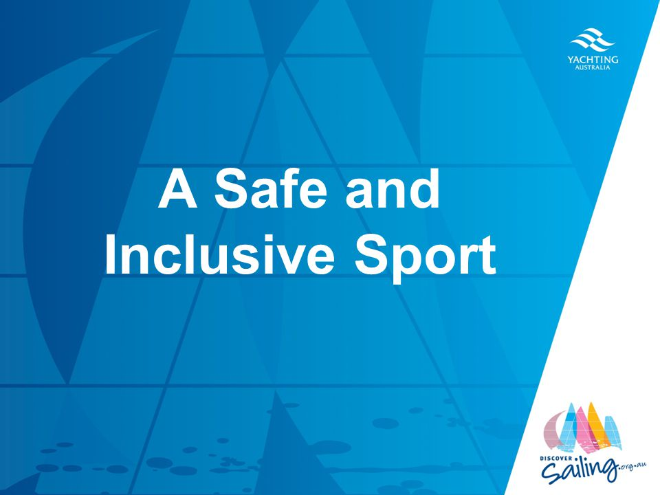 TITLE DATE A Safe and Inclusive Sport