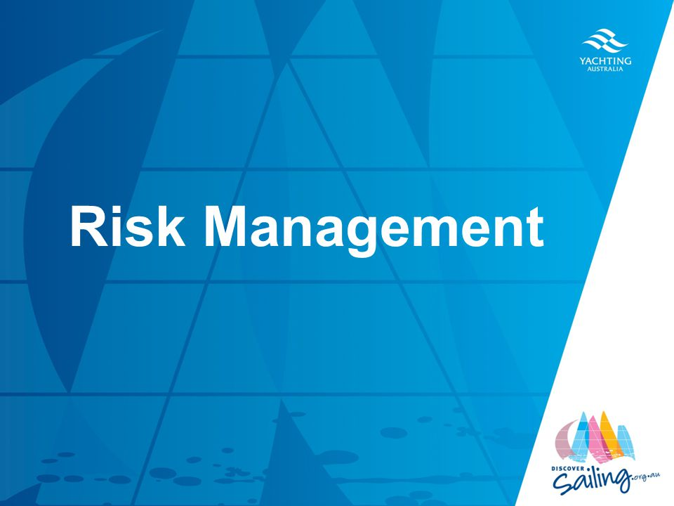 TITLE DATE Risk Management