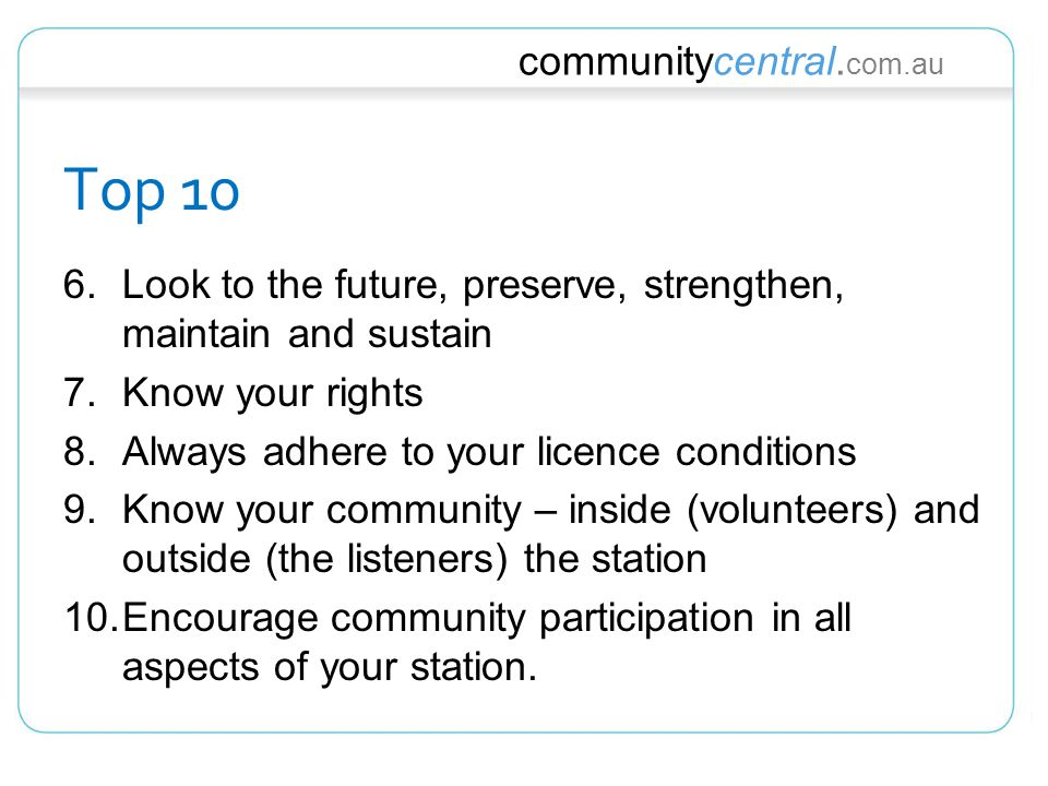 communitycentral.