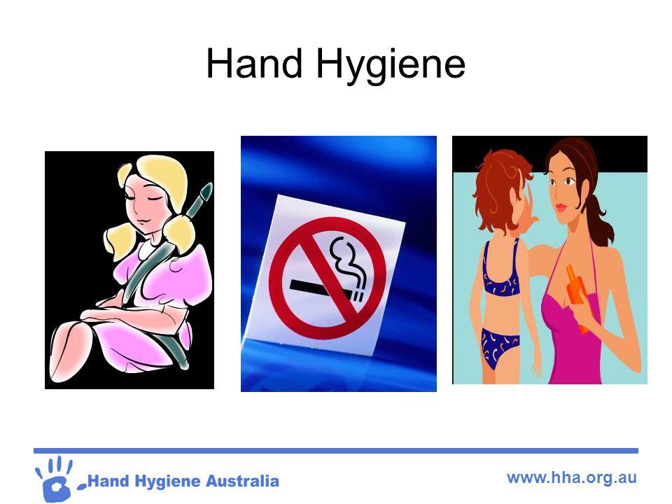 www.hha.org.au Hand Hygiene