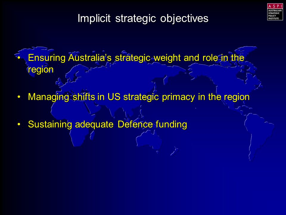 China's 'charm offensive' stumbledChina's 'charm offensive' stumbled US 'awakening': a recalibration of strategy and 're-invigoration' of regional relationshipsUS 'awakening': a recalibration of strategy and 're-invigoration' of regional relationships Australia has confirmed its strategic 'choice'Australia has confirmed its strategic 'choice' The Indian Ocean is getting more attentionThe Indian Ocean is getting more attention Indonesia is starting to contemplate its future roleIndonesia is starting to contemplate its future role Arab 'Spring': too early to tellArab 'Spring': too early to tell Global Economic Crisis (Mk 2)?Global Economic Crisis (Mk 2).