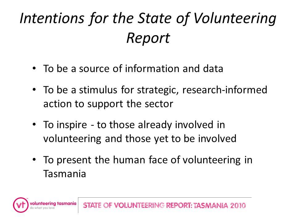 Volunteering; the best kept secret.