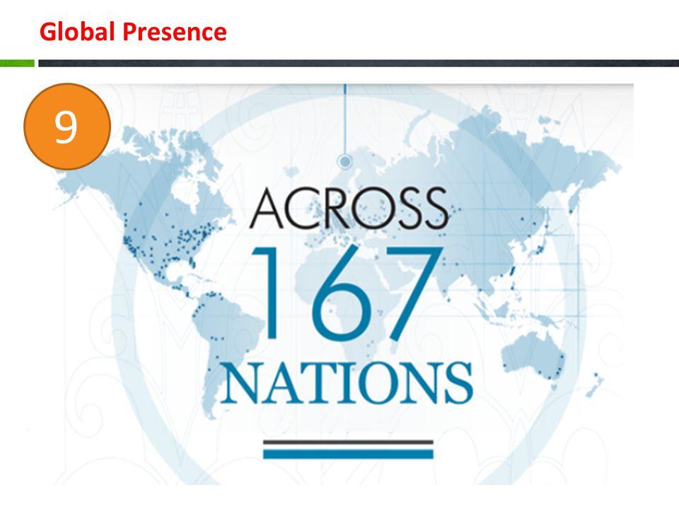 Global Presence 9